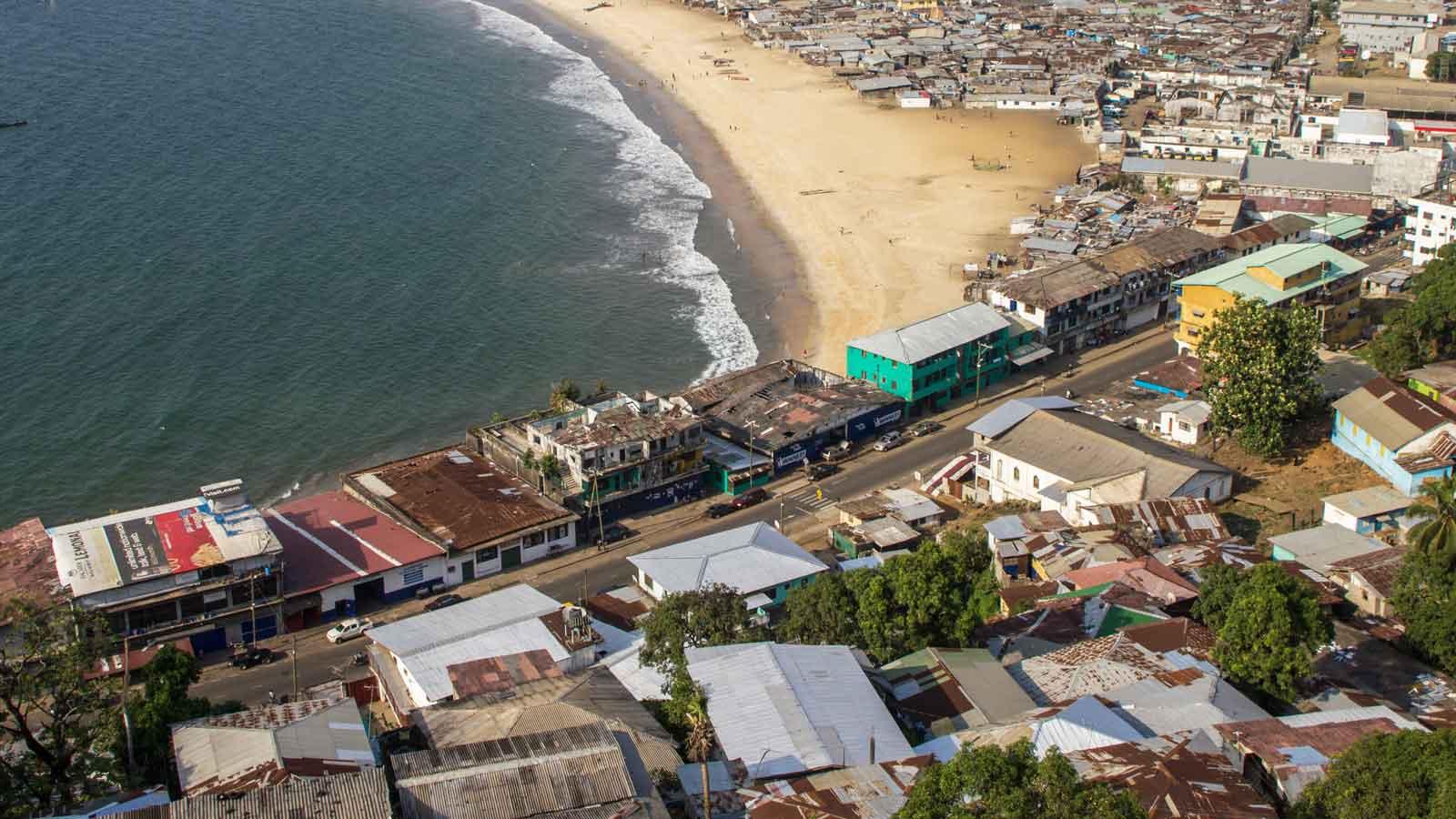 Liberya'daki Türk Firmaları