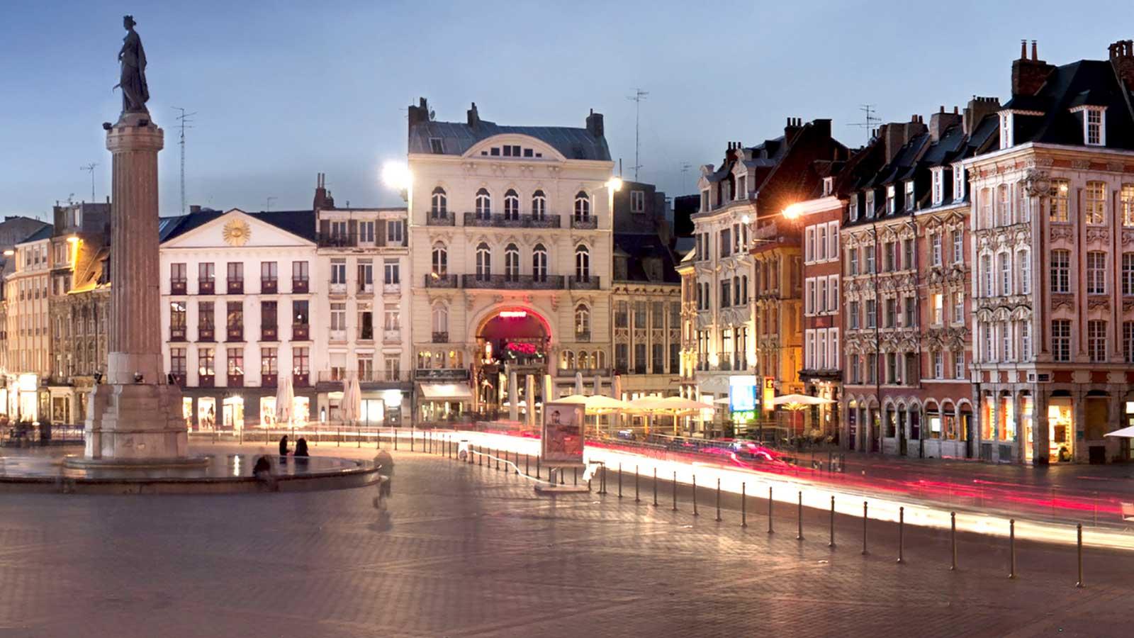 Lille'deki Türk Firmaları