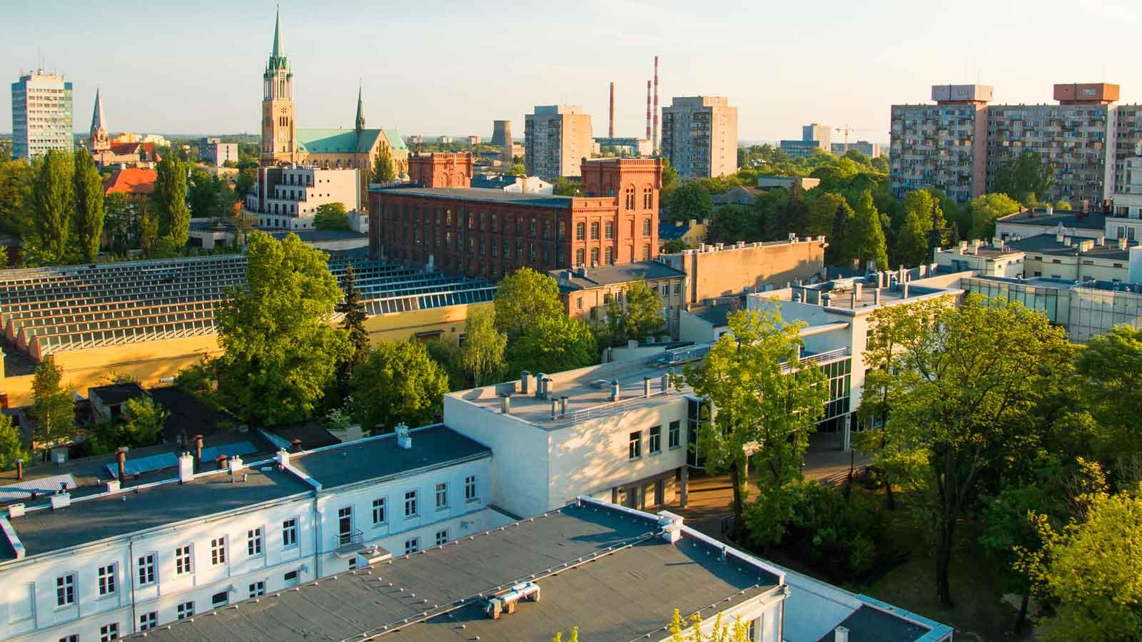 Lodz'daki Türk Firmaları