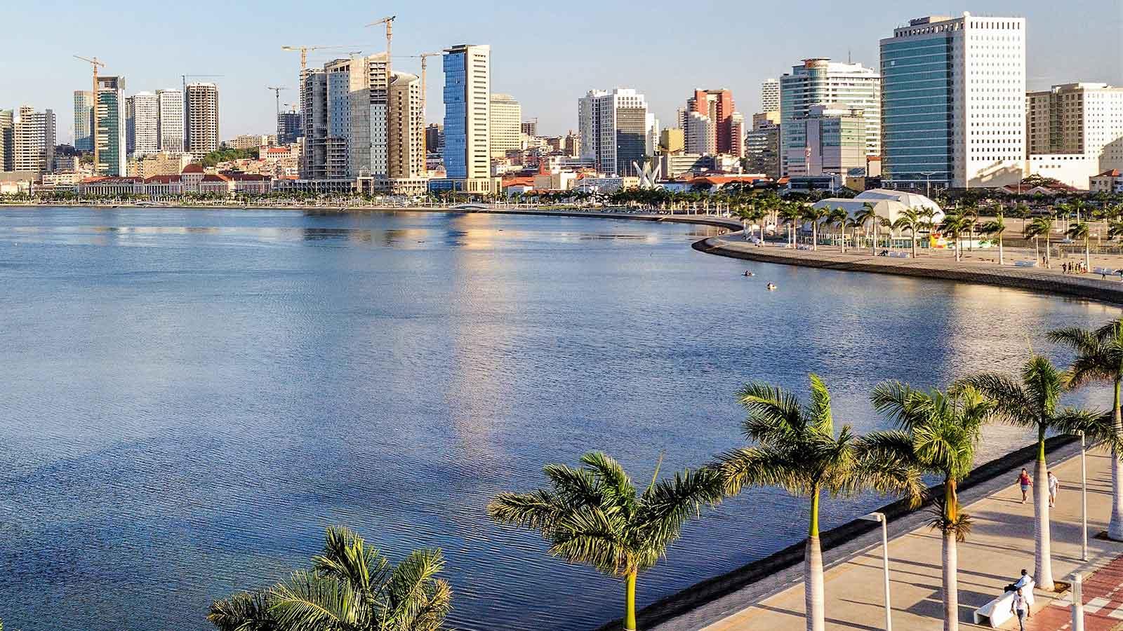 Luanda'daki Türk Firmaları