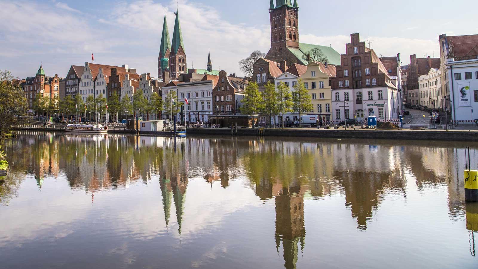 Lübeck'deki Türk Firmaları