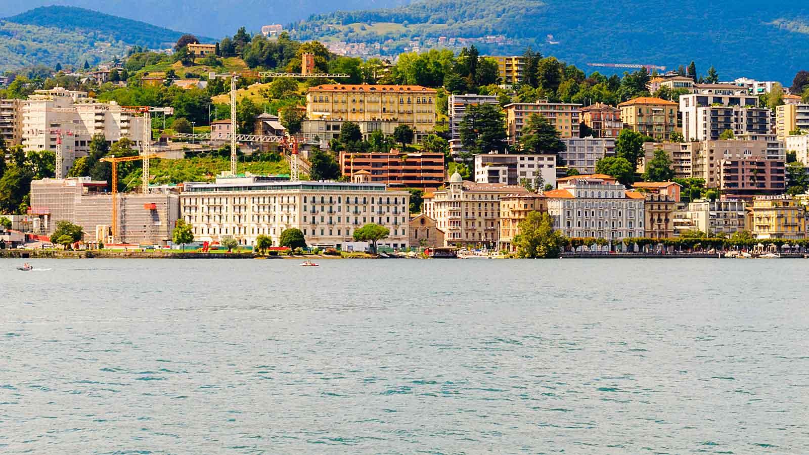 Lugano'daki Türk Firmaları