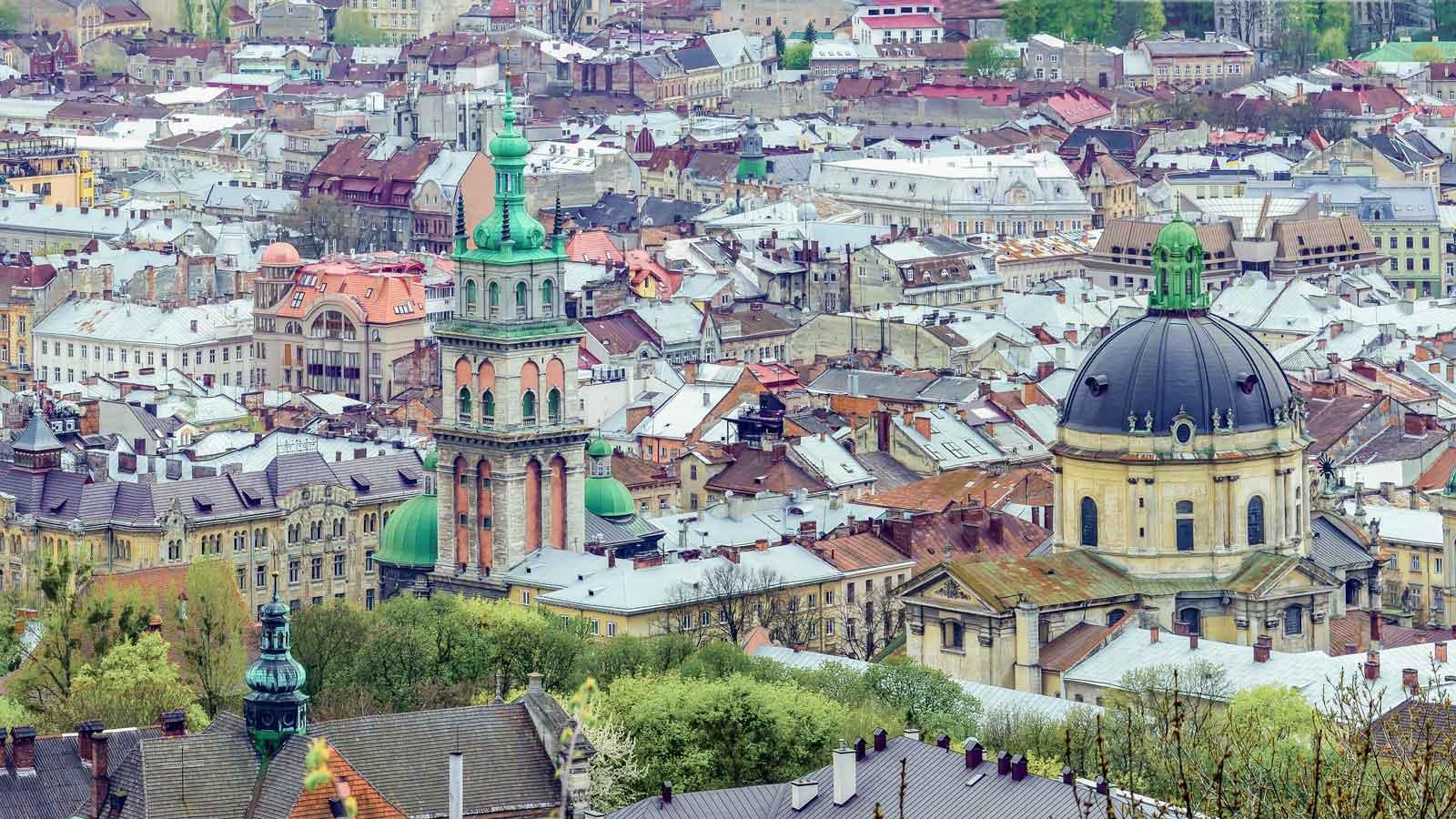 Lviv'deki Türk Firmaları