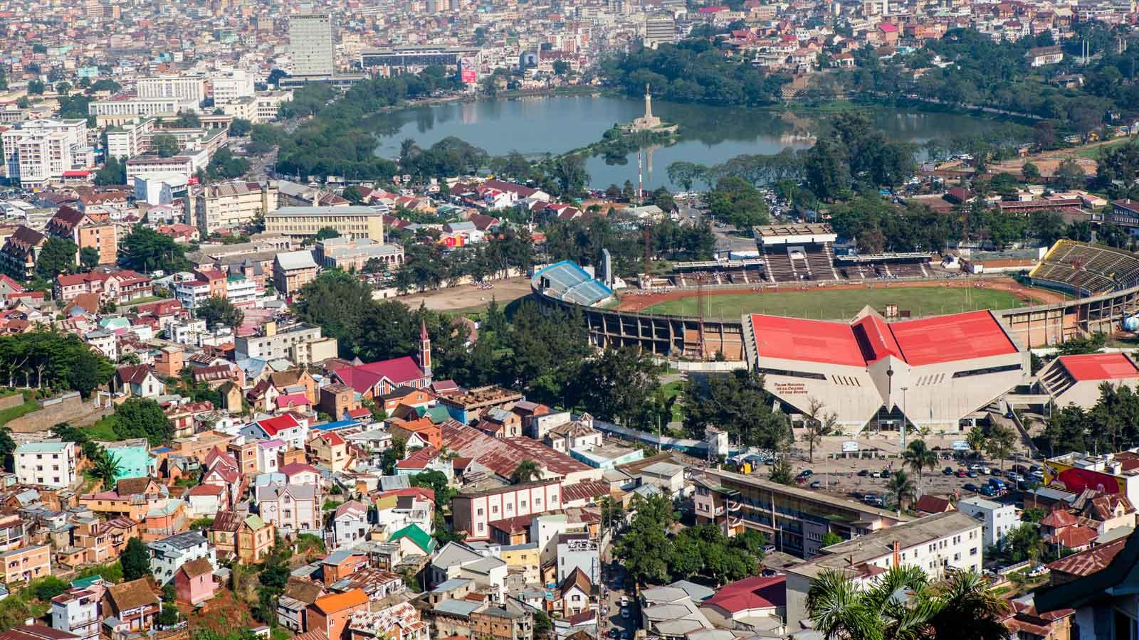 Madagaskar'daki Türk Firmaları