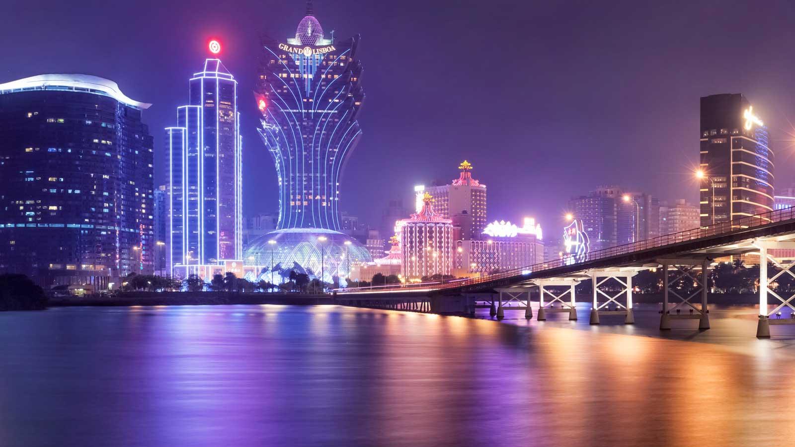 Makao'daki Türk Firmaları
