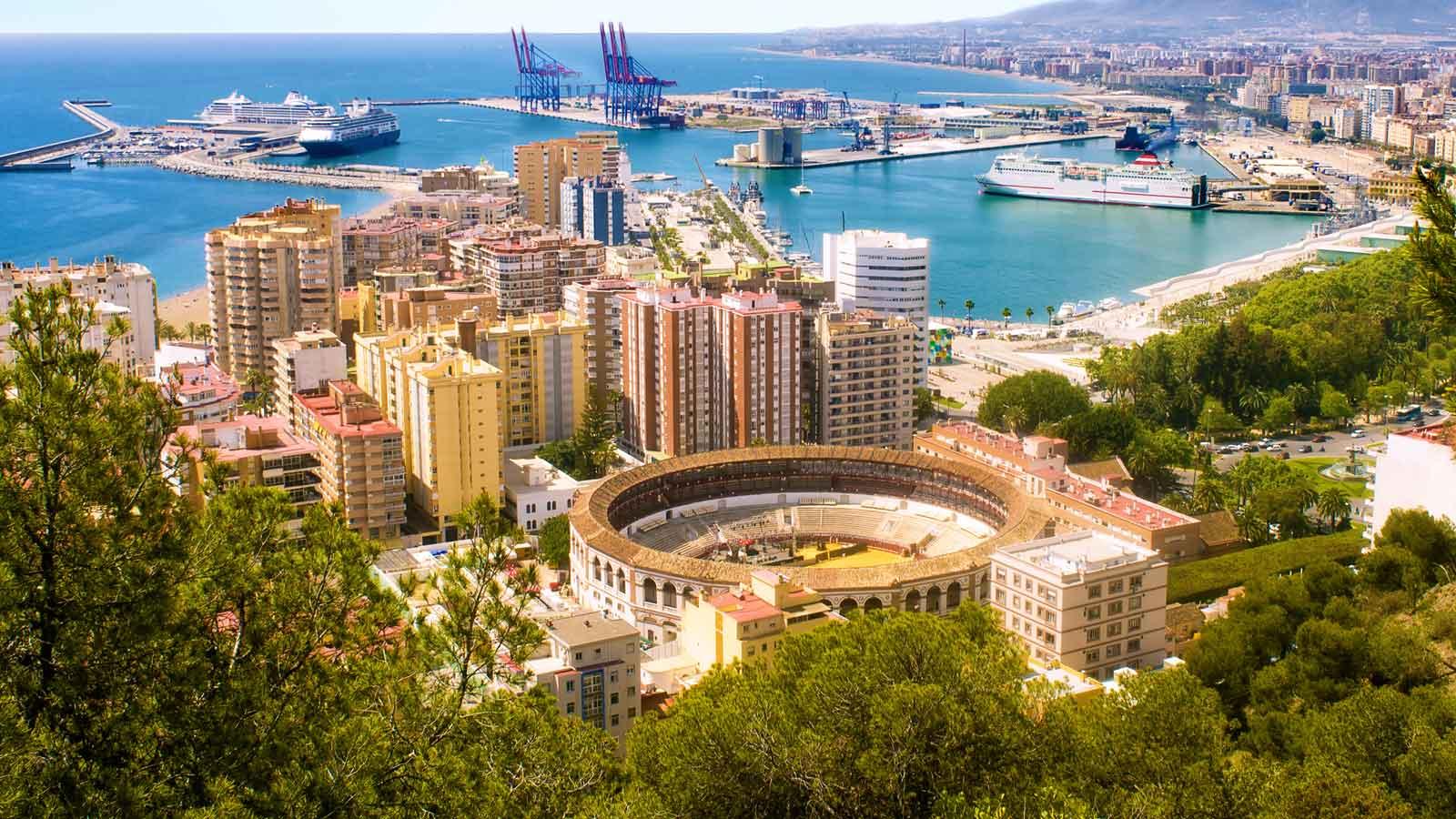 Malaga'daki Türk Firmaları