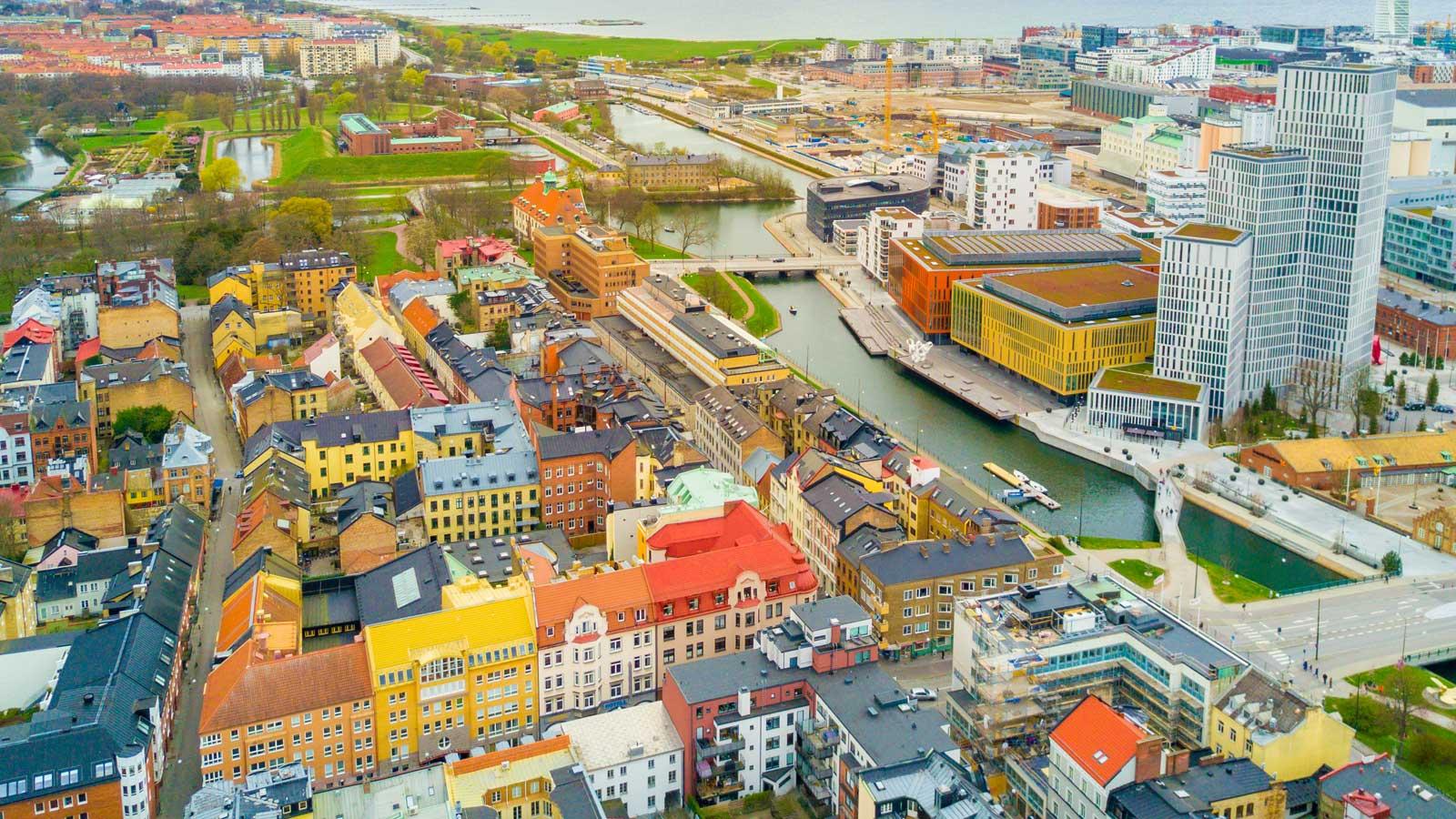 Malmö'deki Türk Firmaları