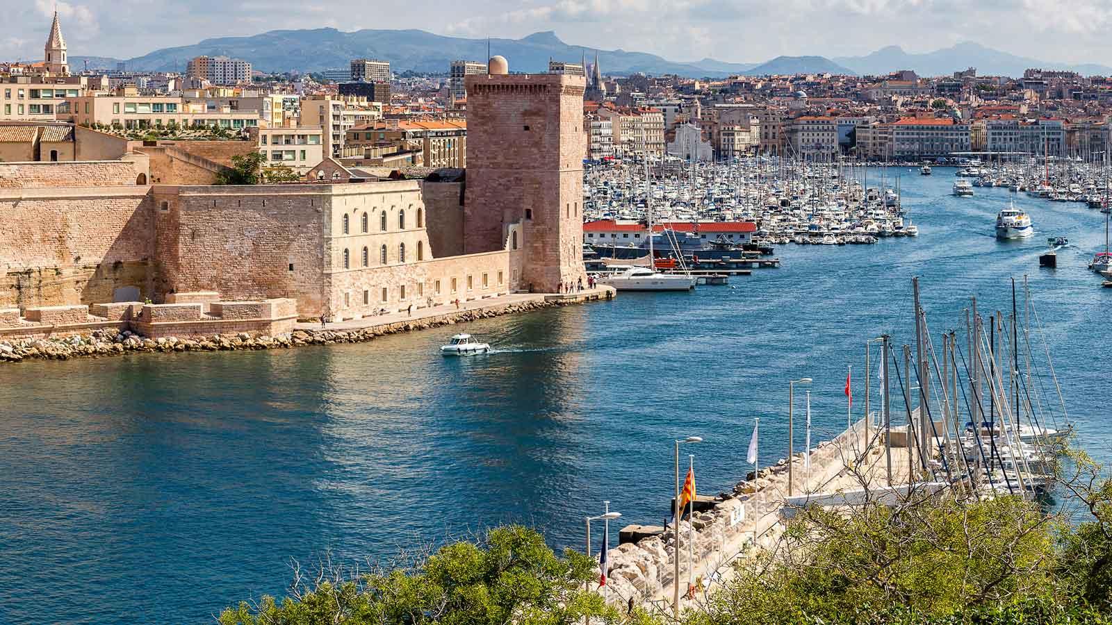 Marsilya'daki Türk Firmaları