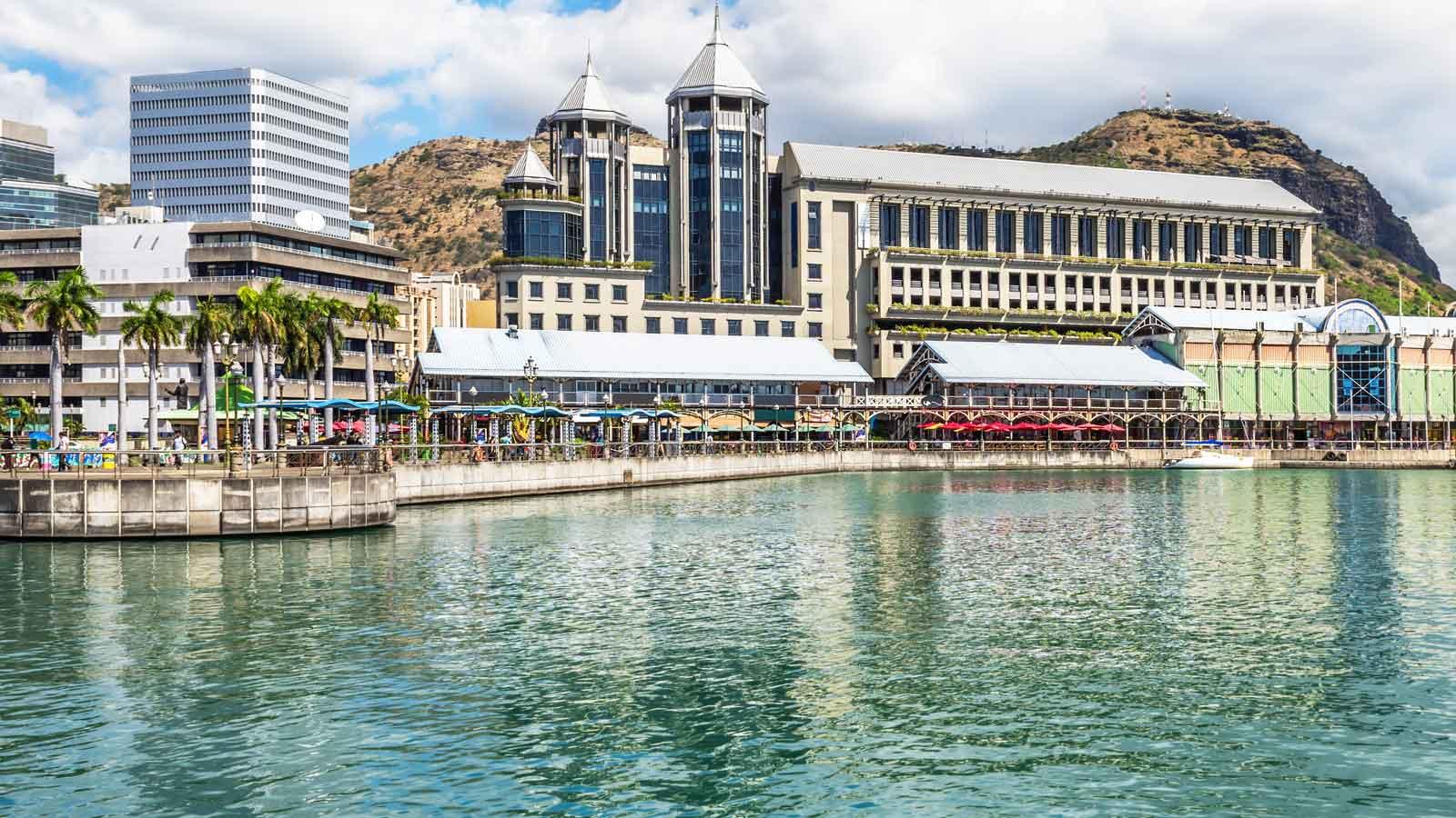 Mauritius'taki Türk Firmaları
