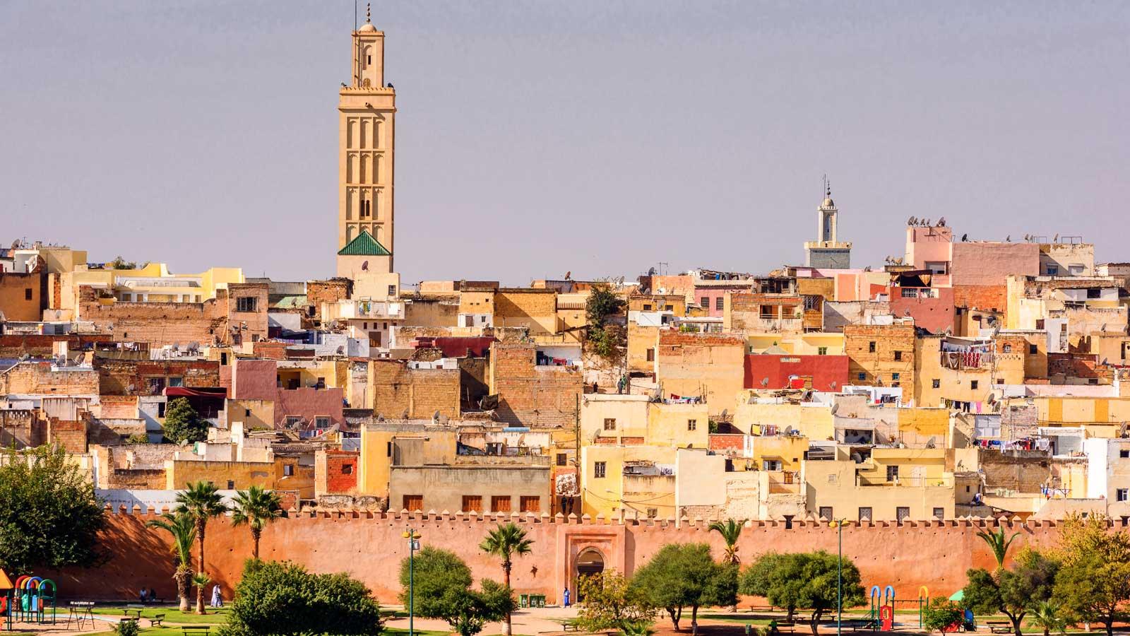 Meknes'teki Türk Firmaları