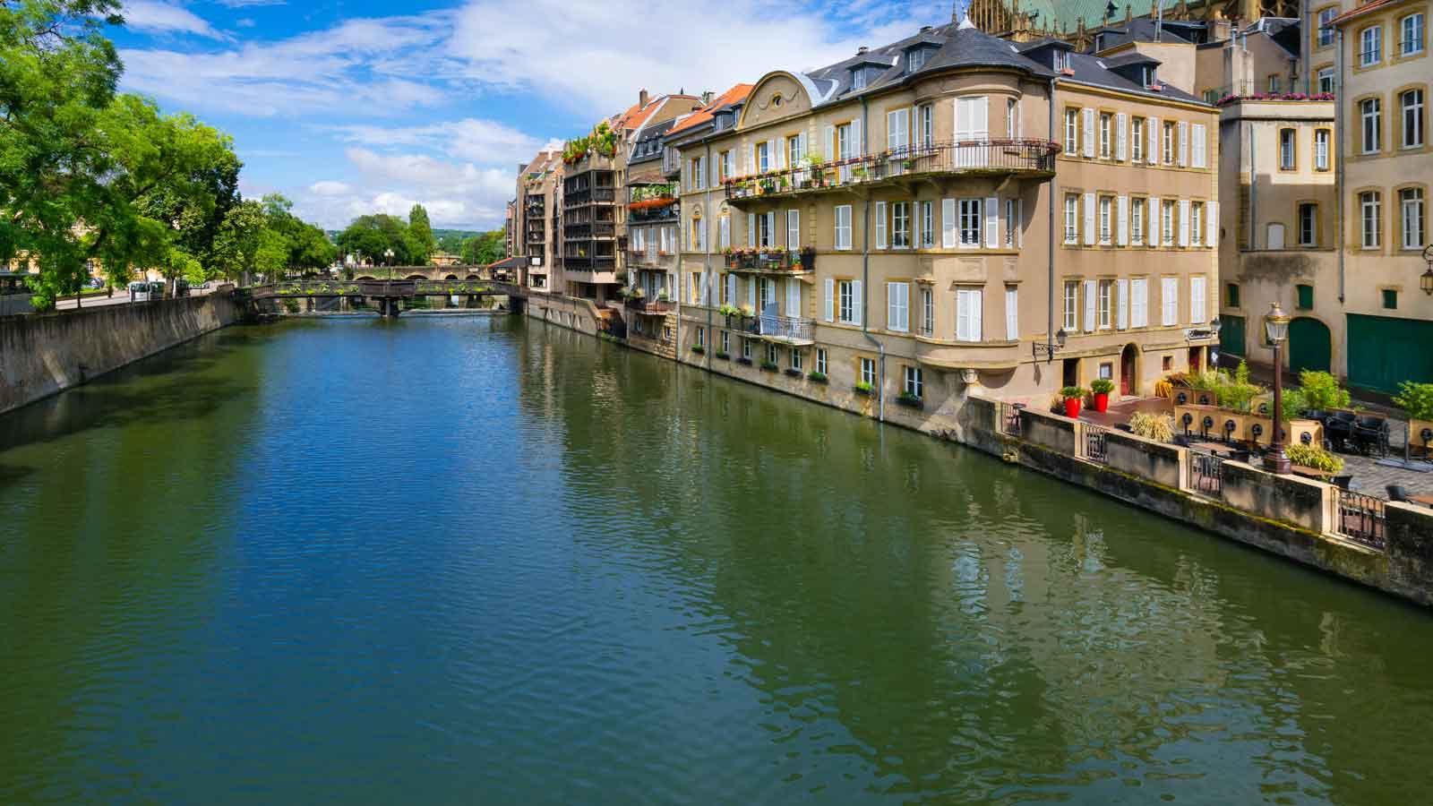 Metz'deki Türk Firmaları