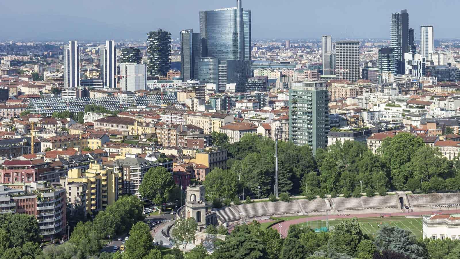Milano'daki Türk Firmaları
