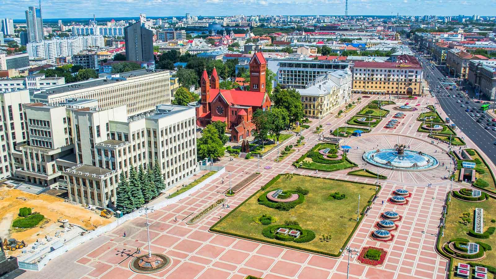 Minsk'deki Türk Firmaları