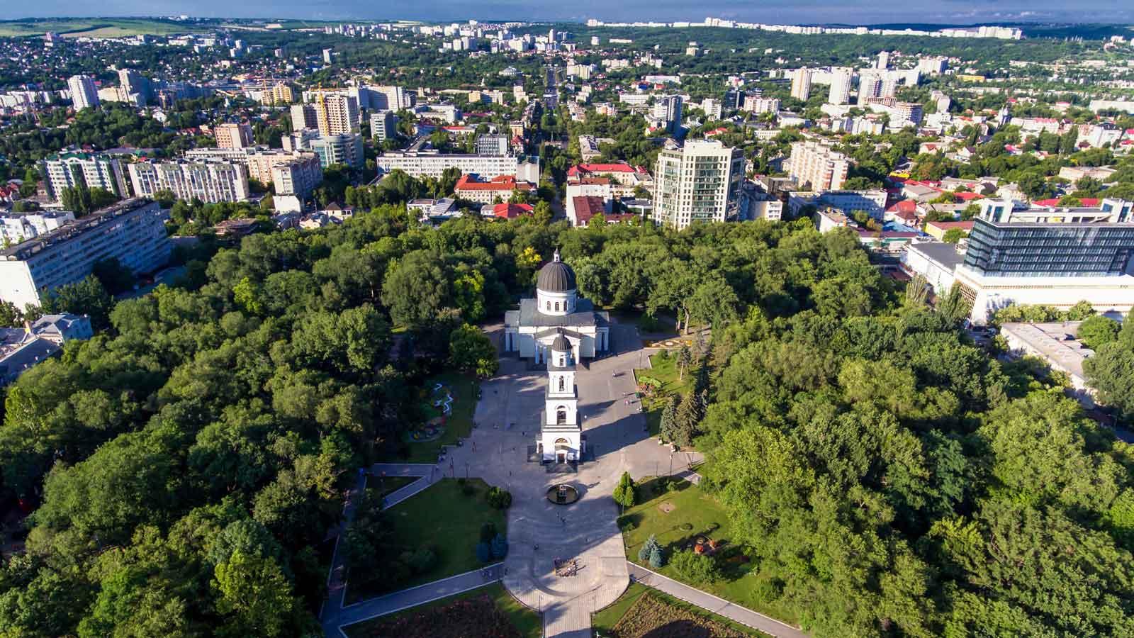 Moldova'daki Türk Firmaları