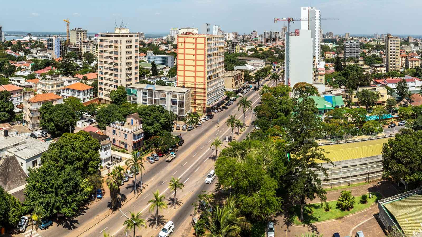 Mozambik'teki Türk Firmaları