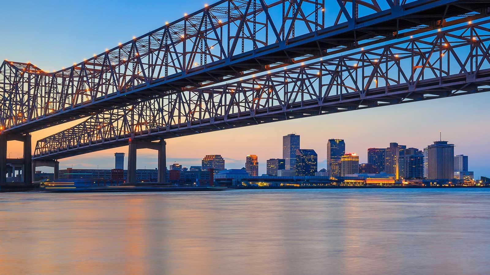 New Orleans'taki Türk Firmaları