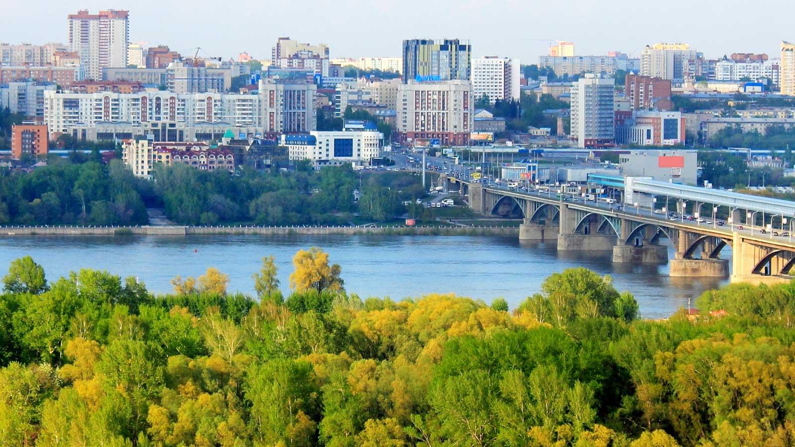 Novosibirsk'deki Türk Firmaları