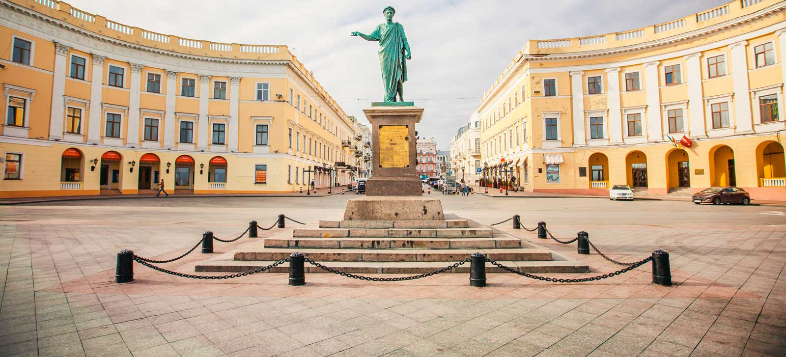 Odessa'daki Türk Firmaları