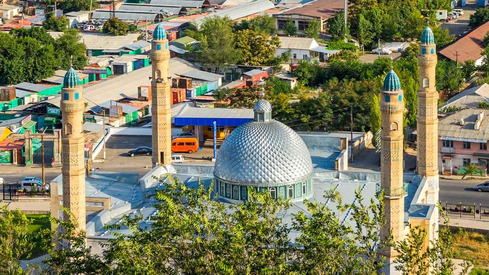 Osh'daki Türk Firmaları