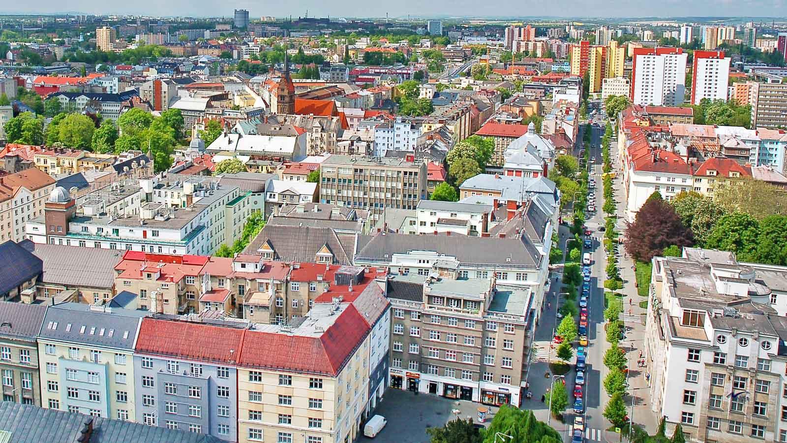 Ostrava'daki Türk Firmaları