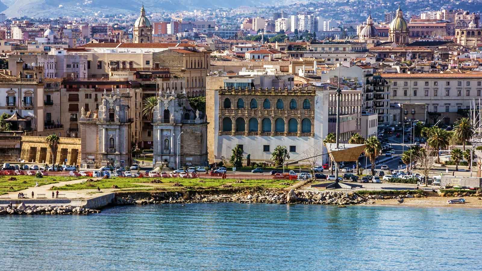 Palermo'daki Türk Firmaları