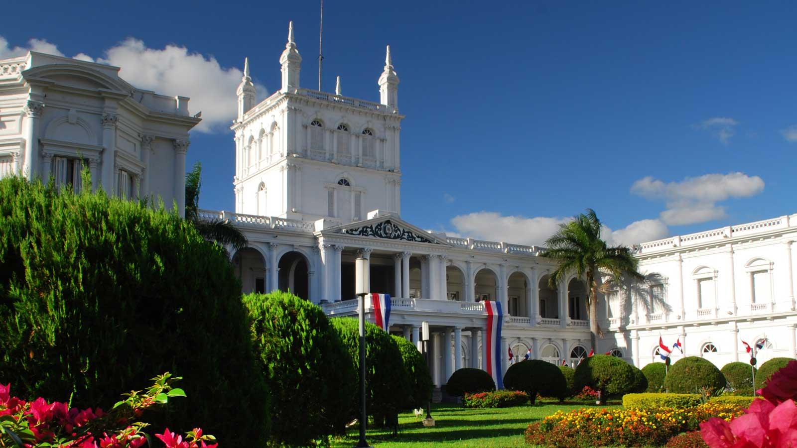Paraguay'daki Türk Firmaları