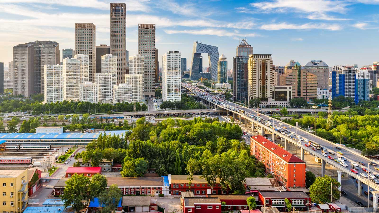 Pekin'deki Türk Firmaları