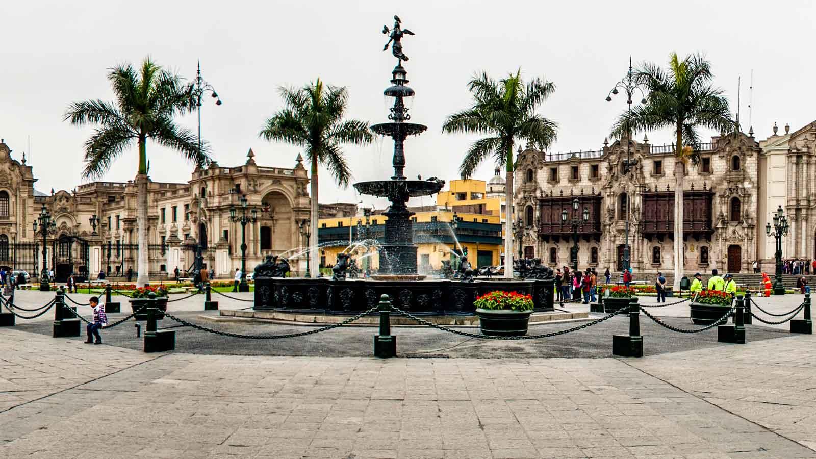 Peru'daki Türk Firmaları