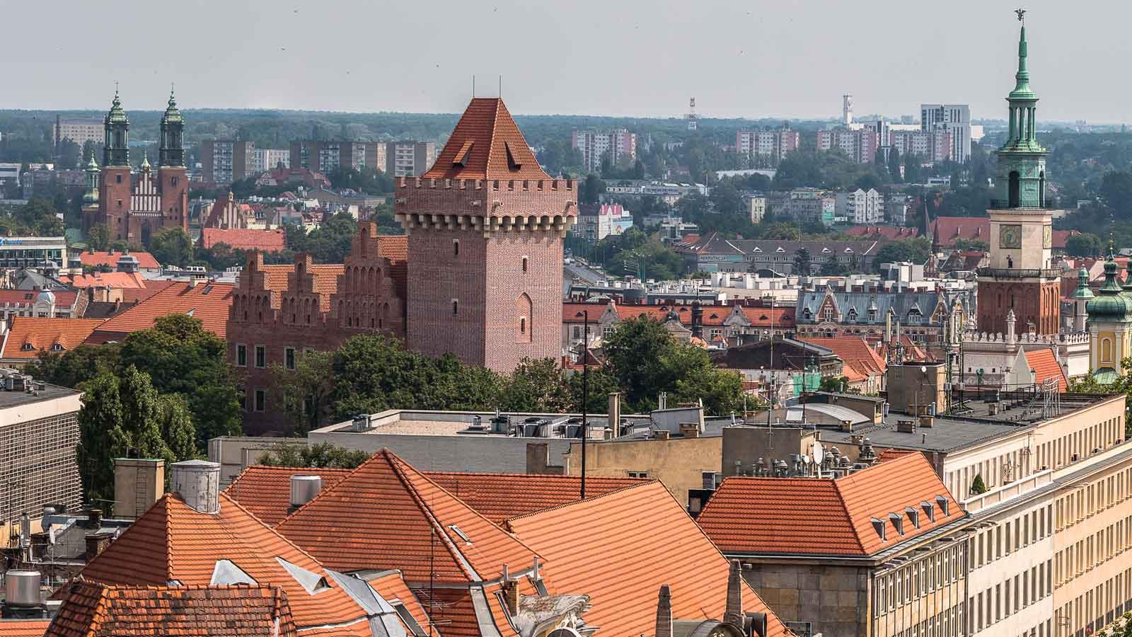 Poznan'daki Türk Firmaları