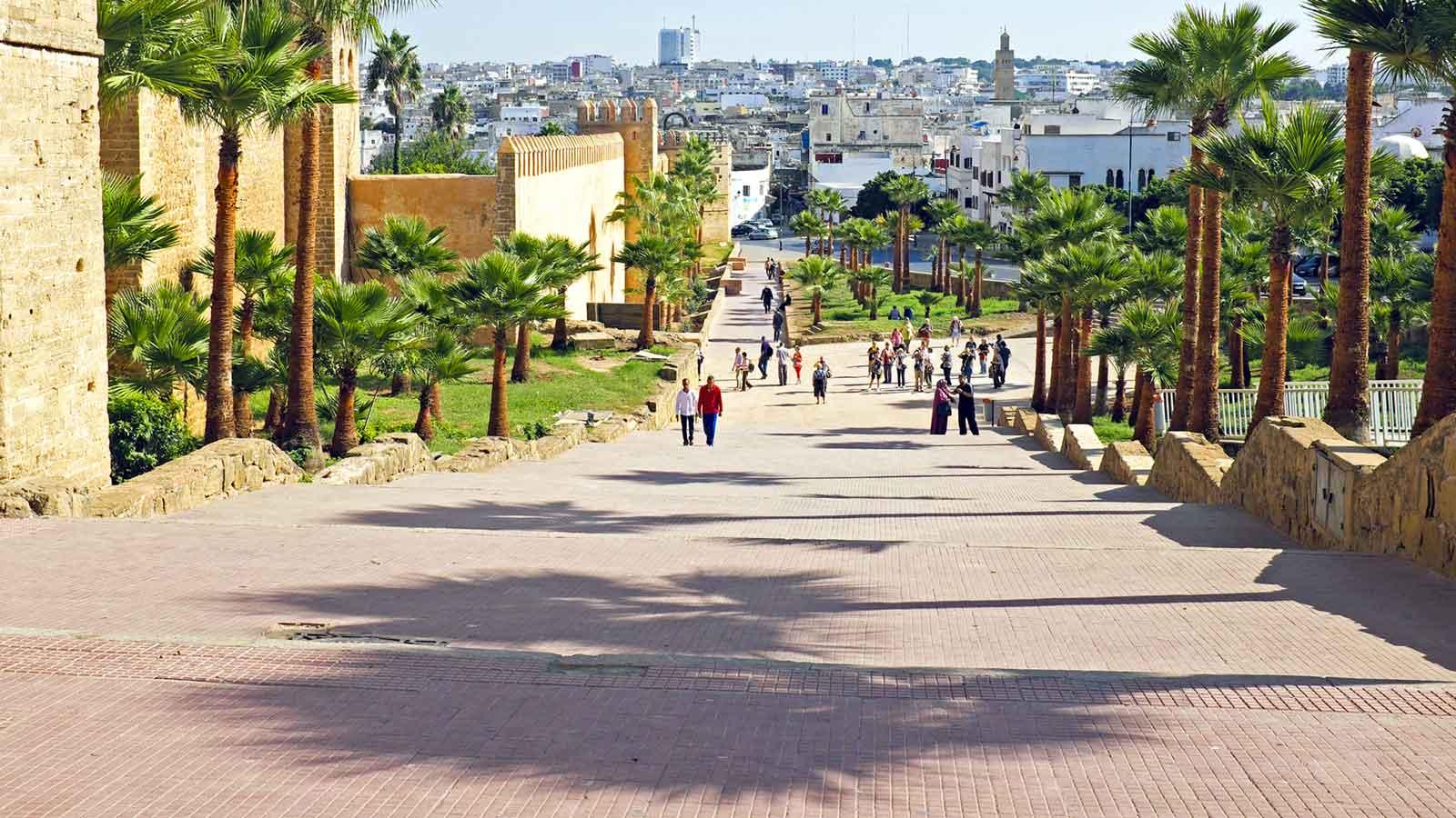 Rabat'taki Türk Firmaları