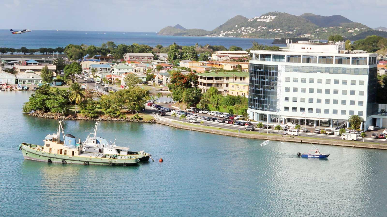 Saint Lucia'daki Türk Firmaları