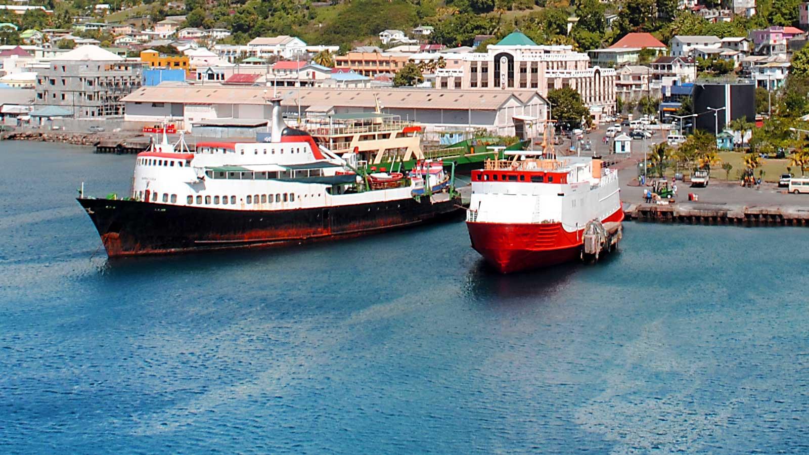 Saint Vincent ve Grenadinler'deki Türk Firmaları
