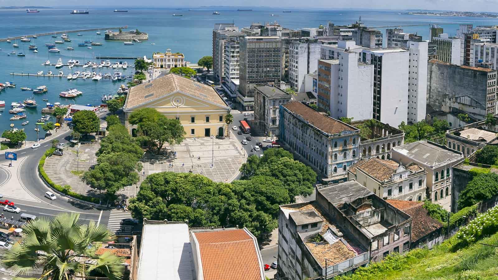 Salvador'daki Türk Firmaları