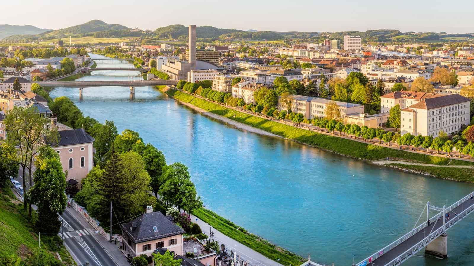 Salzburg'daki Türk Firmaları