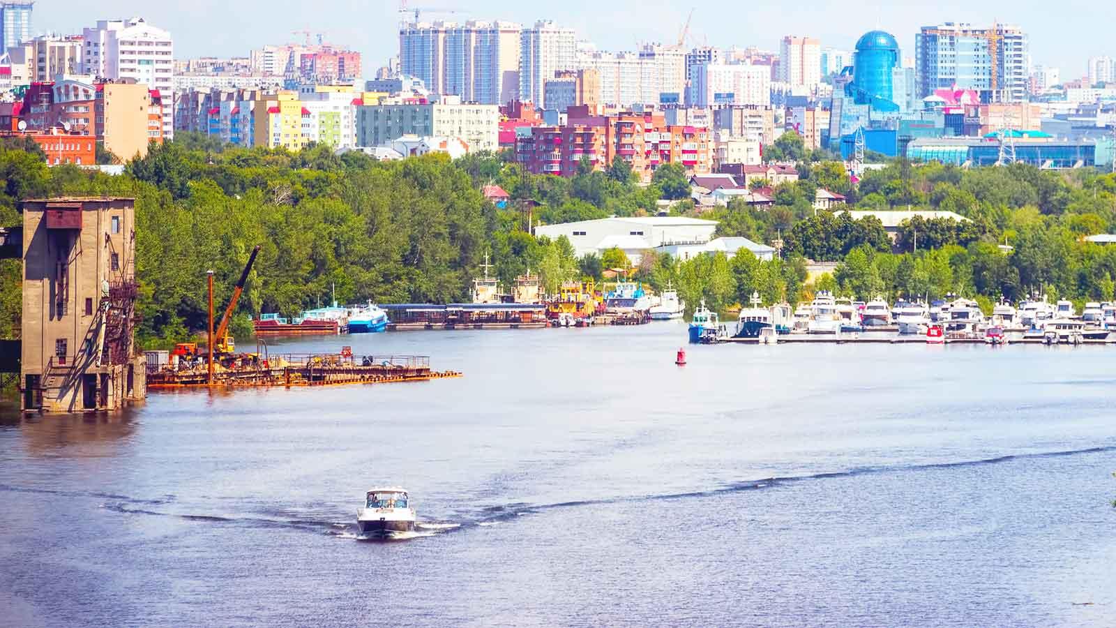 Samara'daki Türk Firmaları