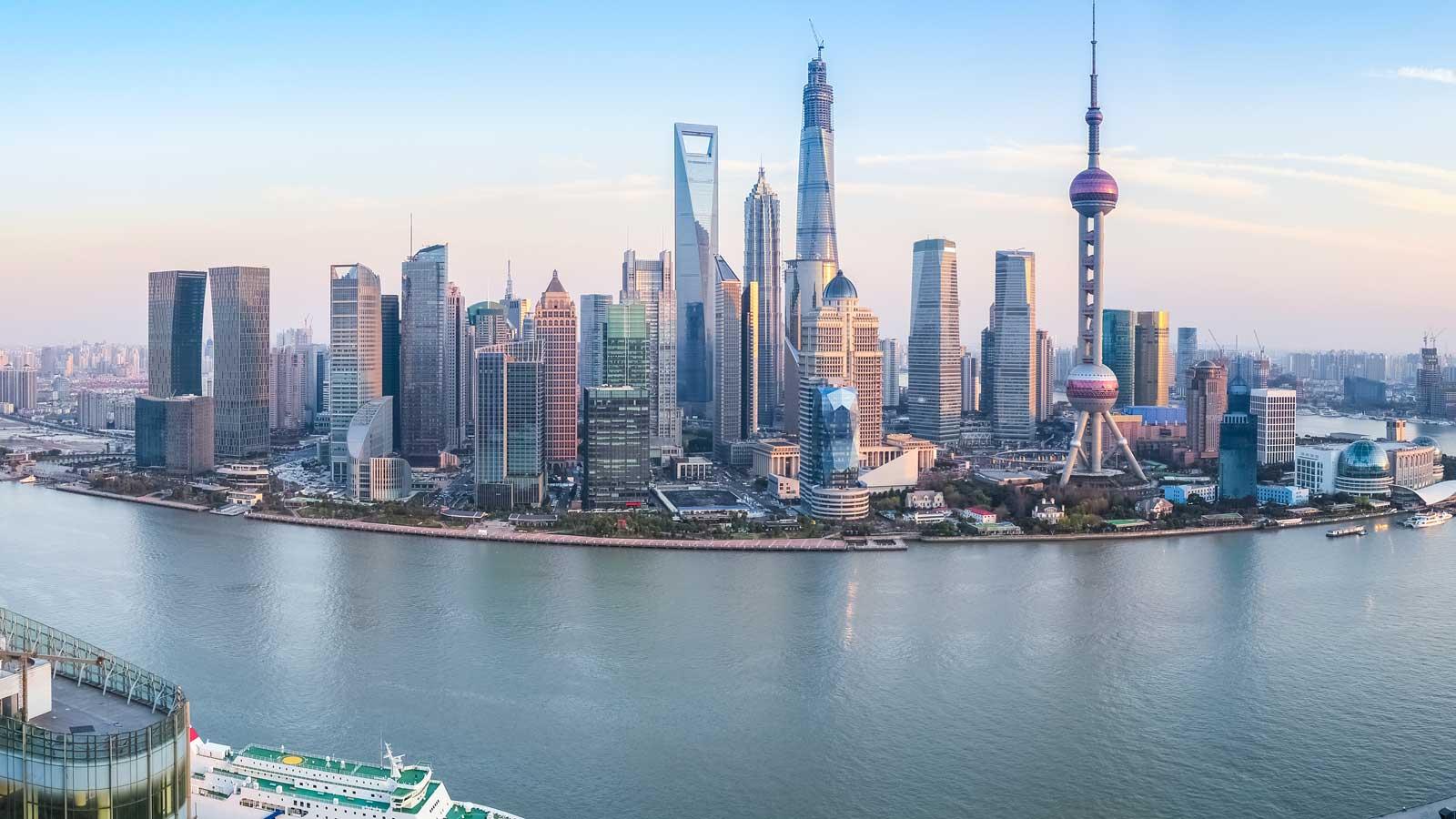 Şangay'daki Türk Firmaları