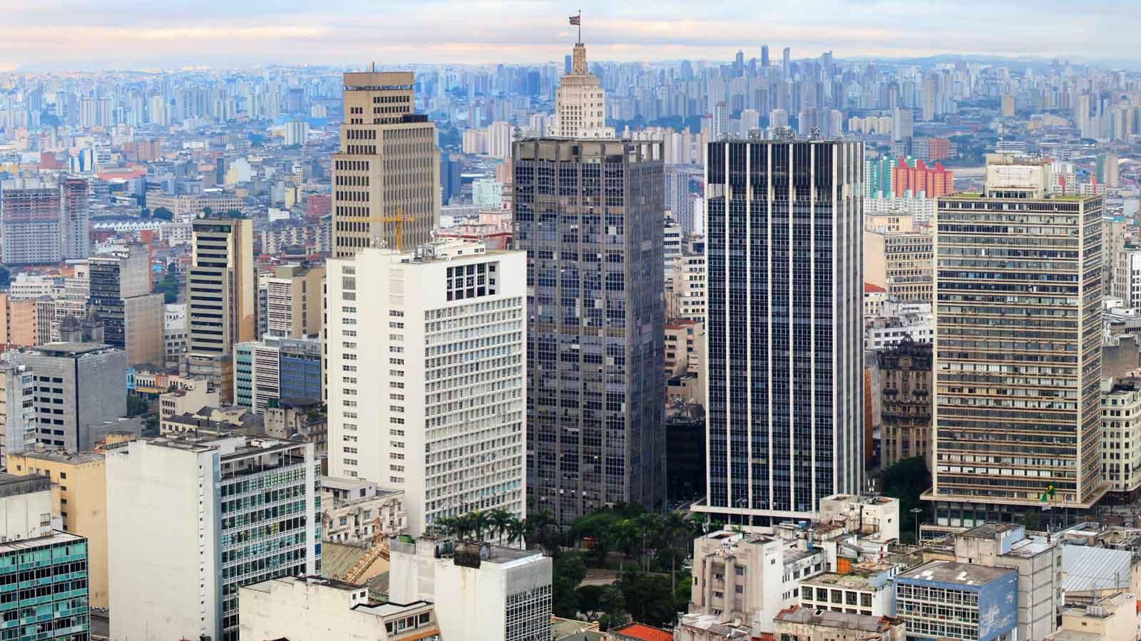 Sao Paulo'daki Türk Firmaları