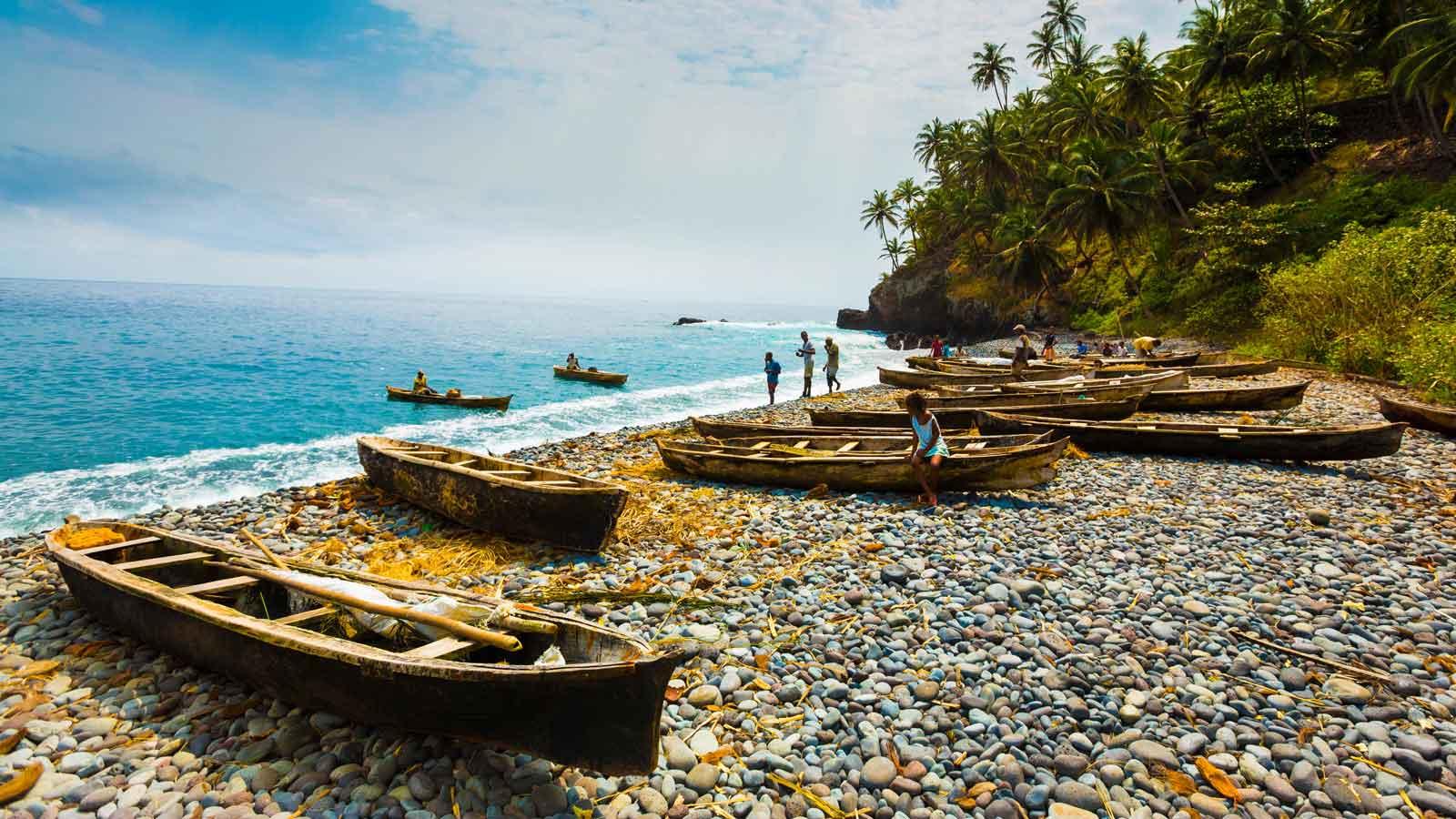 Sao Tome ve Principe'deki Türk Firmaları