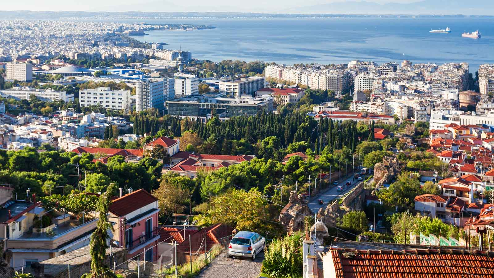Selanik'teki Türk Firmaları