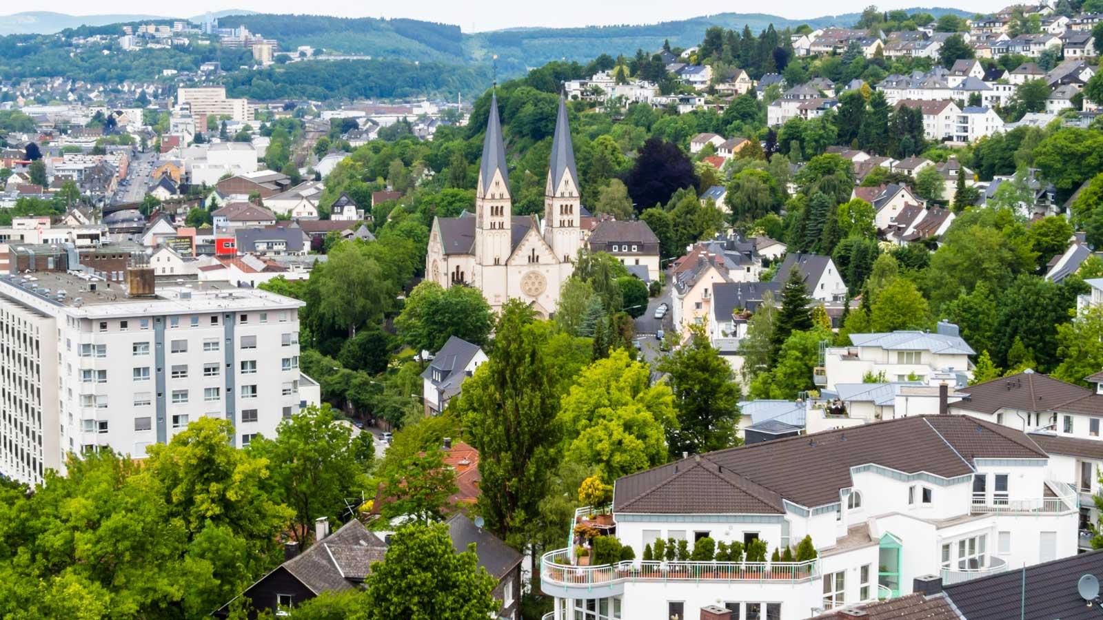 Siegen'deki Türk Firmaları