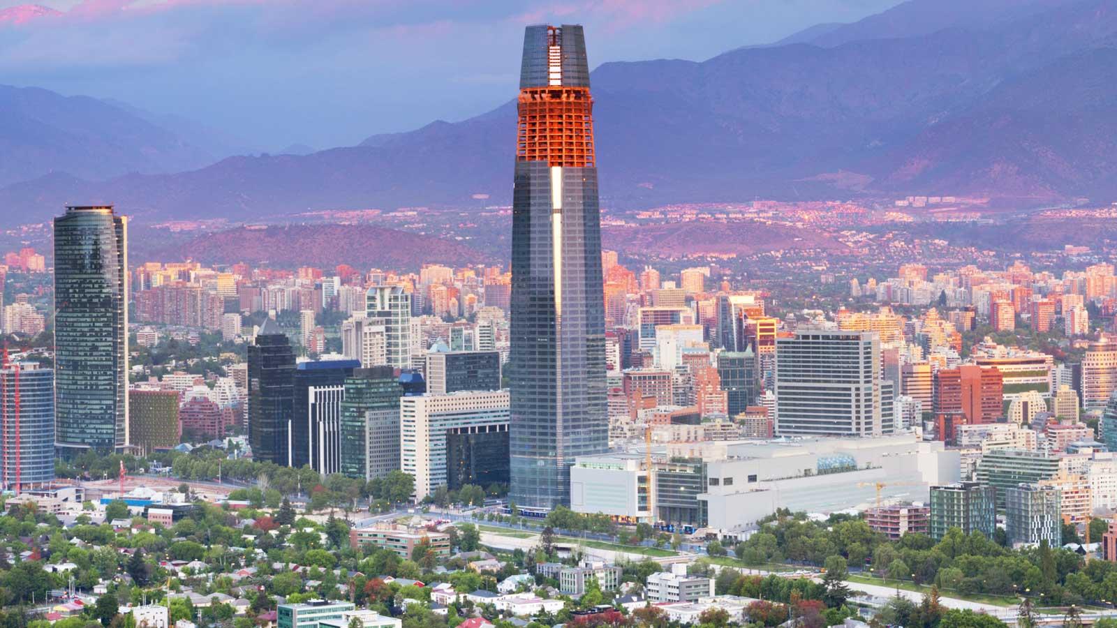 Şili'deki Türk Firmaları