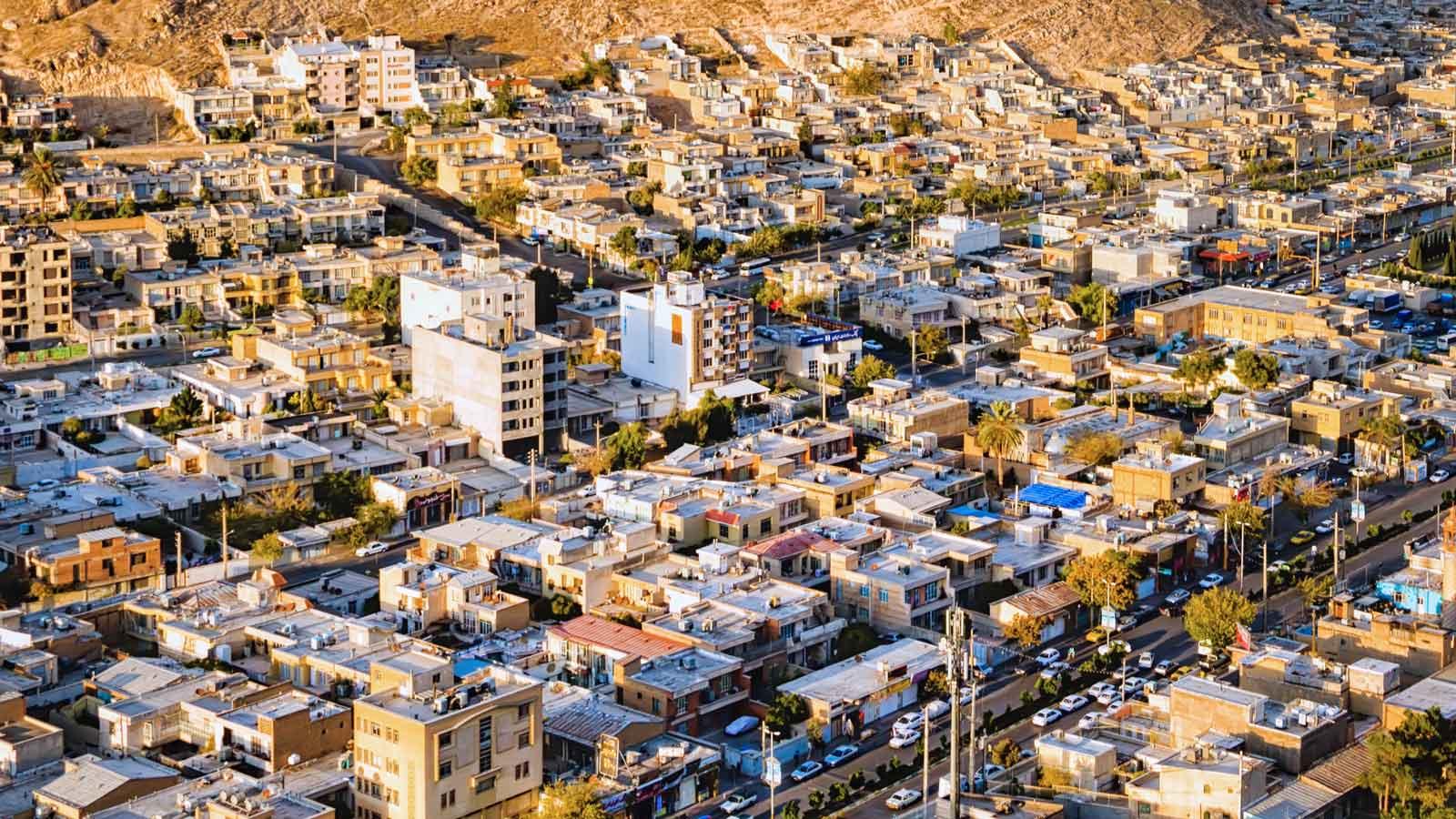 Şiraz'daki Türk Firmaları