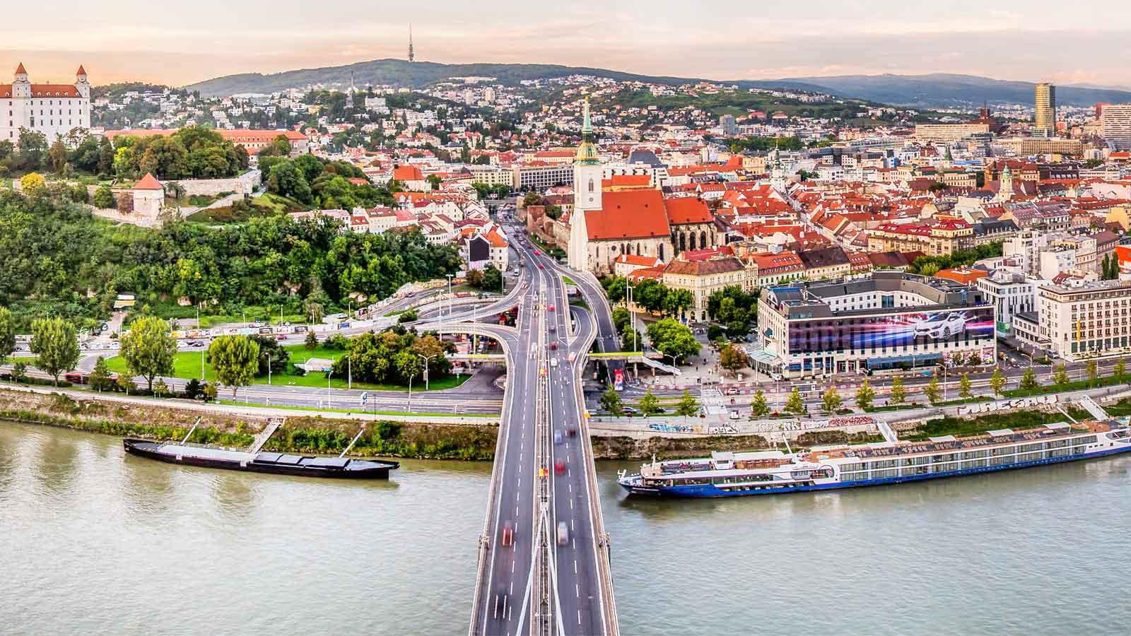 Slovakya'daki Türk Firmaları