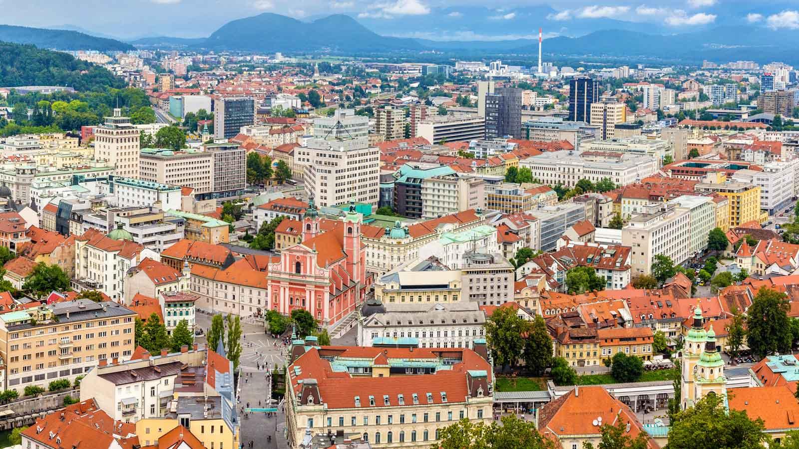 Slovenya'daki Türk Firmaları