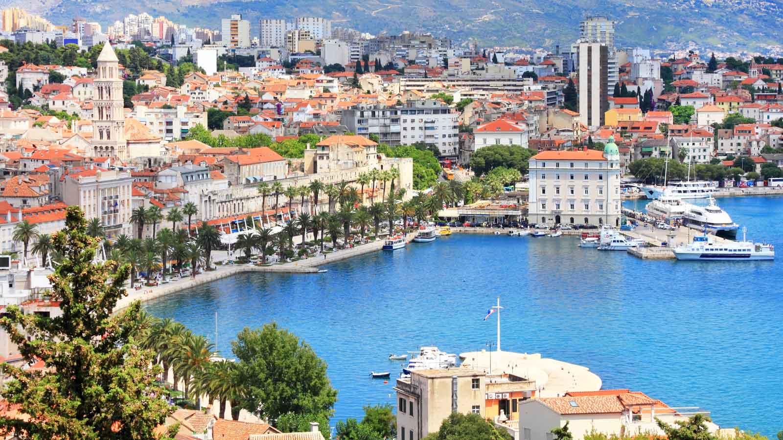 Split'teki Türk Firmaları