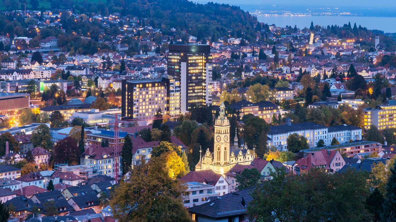 St. Gallen'deki Türk Firmaları