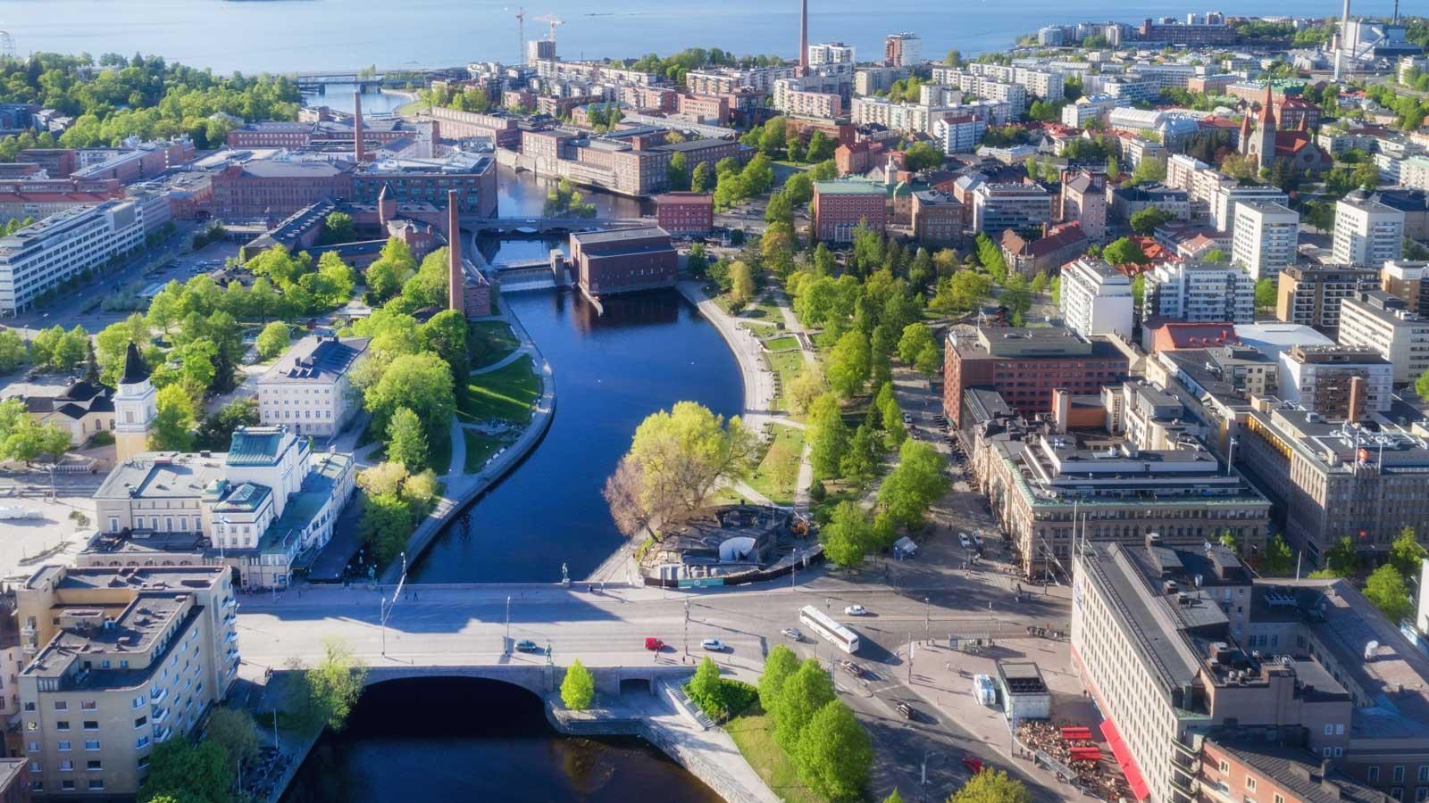 Tampere'deki Türk Firmaları