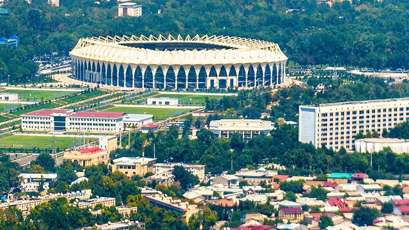 Taşkent'teki Türk Firmaları