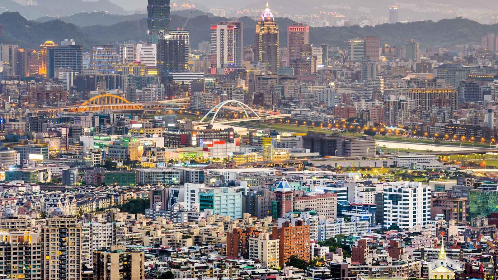 Tayvan'daki Türk Firmaları