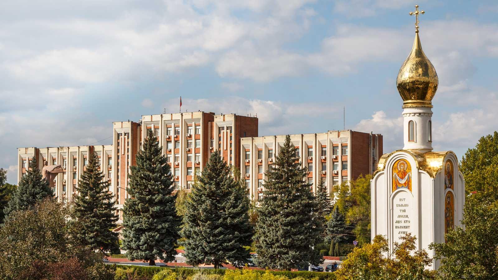 Tiraspol'daki Türk Firmaları